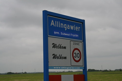 Allingawier Sign