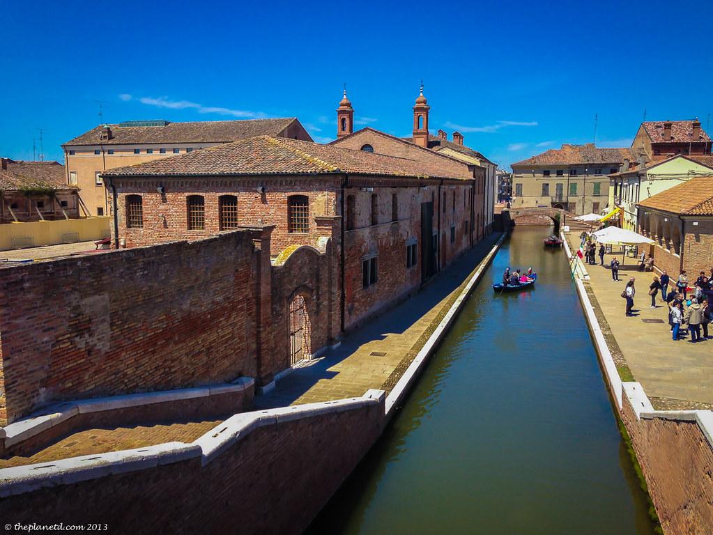 Commachio Emilia Romagna