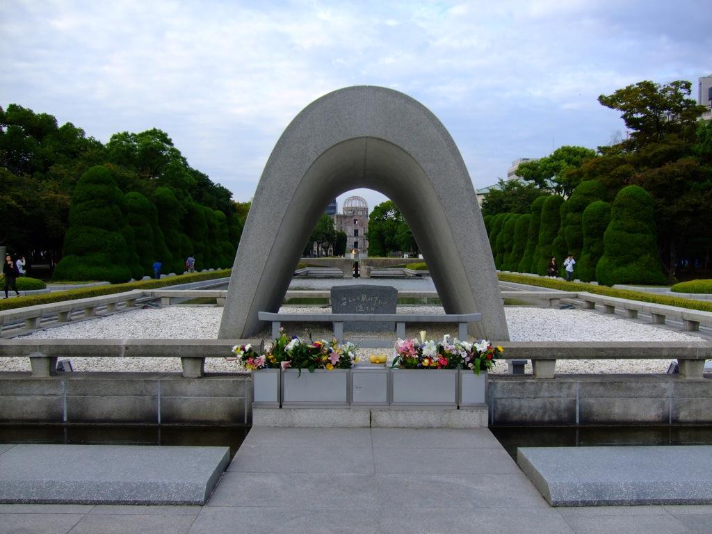 Eternal Flame in Hiroshima 2