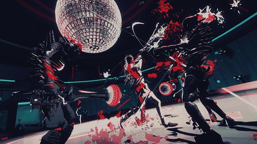 New Killer is Dead Screenshots (ps3 xbox360)