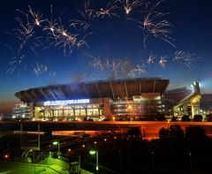 FirstEnergy Stadium Fireworks