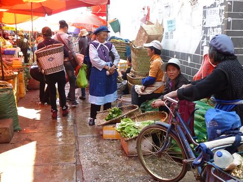 Yunnan13-Lijiang-marché (10)
