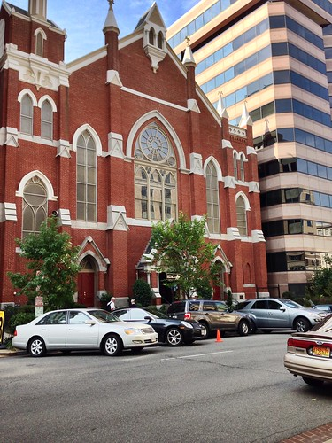 Metropolitan AME Church and their god-given right to block traffic