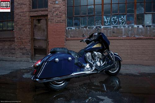 MY2014 Indian Motorcycle PR