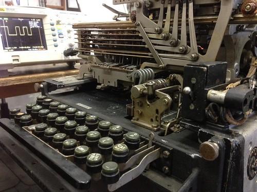 Teletype model 15 KSR