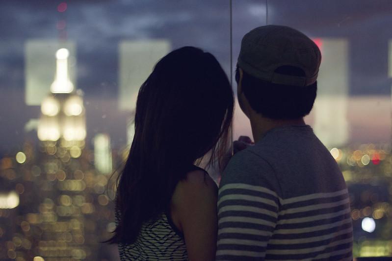 Amores callejeros. New York