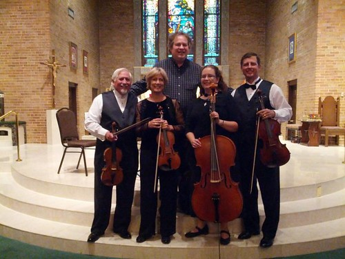 FestivalStringQuartet by trudeau