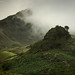 Misty Mountain by .Brian Kerr Photography.