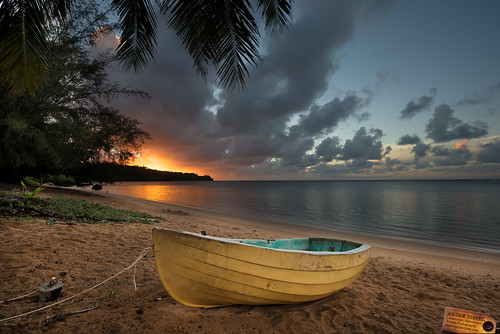 *Anini Beach* - Kauai, HI, USA