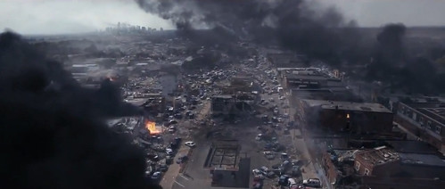 131005 - SDCC預告片公開!2014年 IMAX 3D立體《ゴジラ GODZILLA》哥吉拉電影一睹『怪獸廢墟』驚駭場面! 2