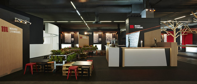 Plaza Mayor by Mahou, Estudio 108, Millesime Madrid