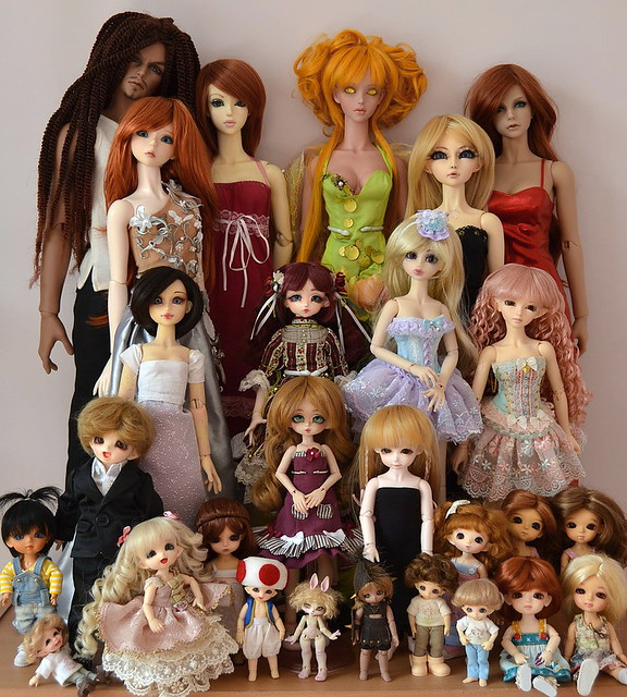 Doll Family - October 2013