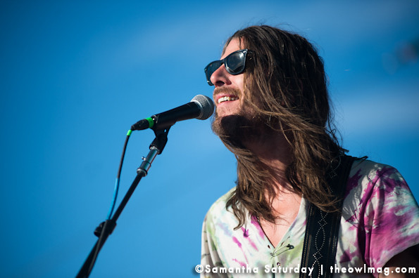 Jonathan Wilson @ Way Over Yonder, Santa Monica, CA 10/6/13