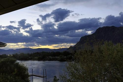 canada britishcolumbia can kamloops rockymountaineer riverlandhotel