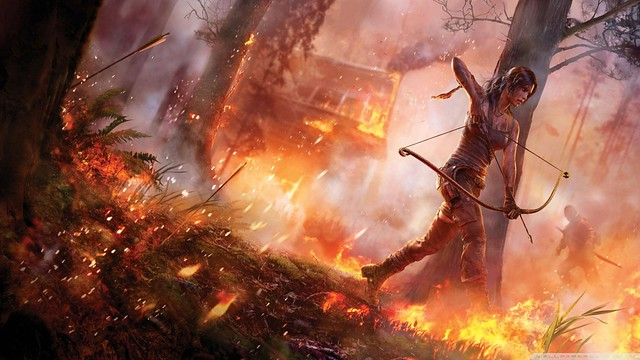 Tomb Raider 2014 HD or Wide Wallpaper