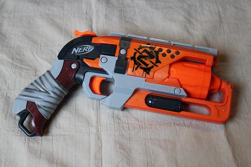 Nerf - Zombie Strike - HammerShot