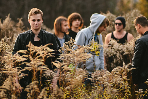 autumn sunset music grass rock metal forest evening band dry latvia metalcore riga progressive eihshia