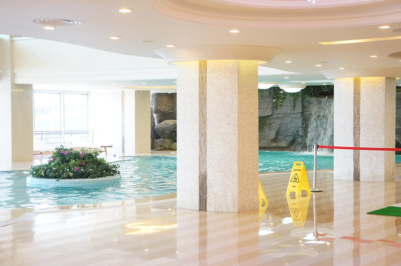 Haedanghwa Spa - North Korea