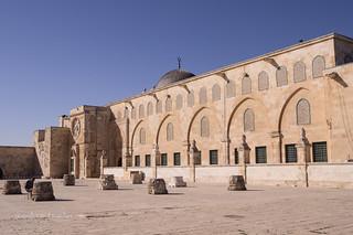 Image of Solomon's stables. israel jerusalem