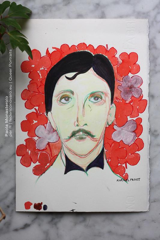 Marcel Proust, di Paola Monasterolo