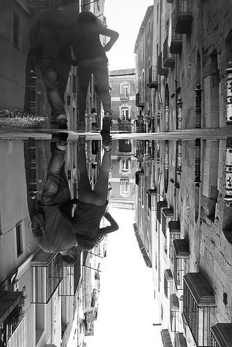 Dando la vuelta by JoanOtazu