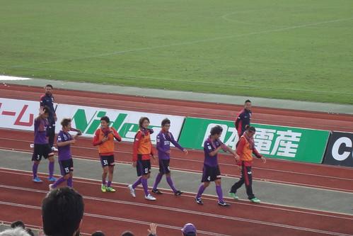 2013/10 J2第38節 京都vs札幌 #03