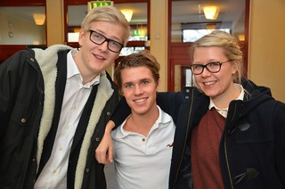 Brassbandfestivalen 2012 - Johannes Forsberg, Linus Hultegård och Matilda Forsberg