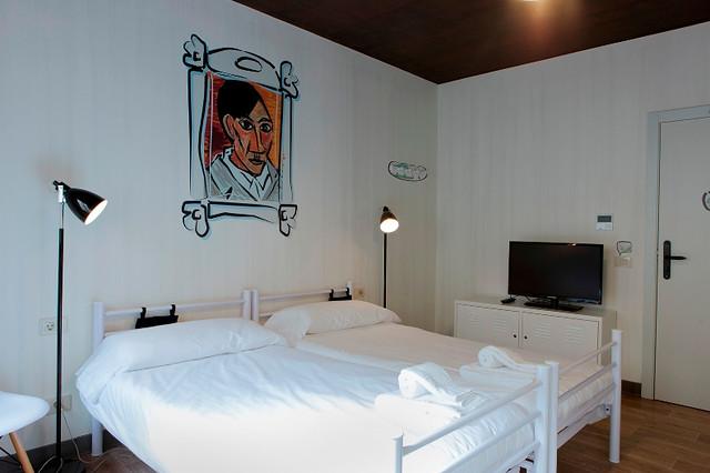 Hotéis em Madri
