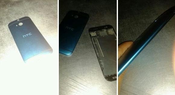 Утечка HTC M8