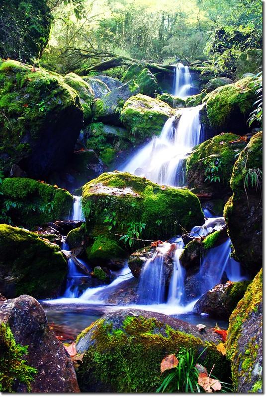 流瀑(Elev. 2285 m) 3