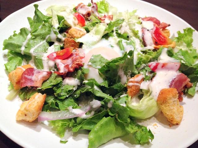 Caesare Salad: