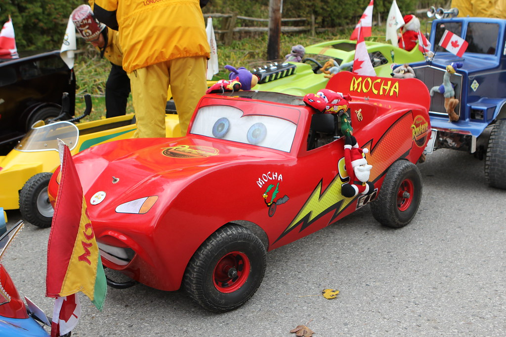 Bayfield Santa Claus Parade 2013