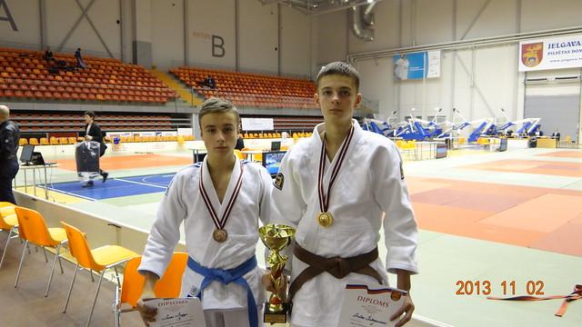 Jelgava Open Championship and Rīga Freeport Grand Prix in Judo