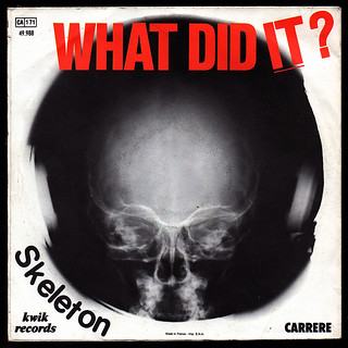 skeleton - what did it 1982