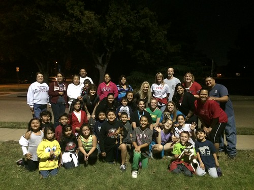 Farmers Branch Family Fitness Night