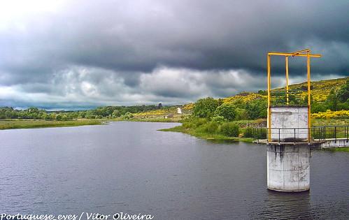 Barragem de Ponte Pedrinha - Portugal