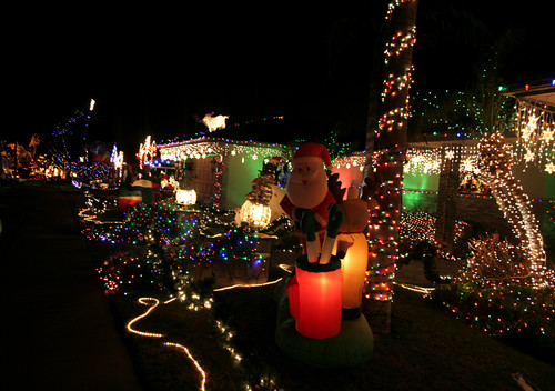 San Ramon Christmas Lights