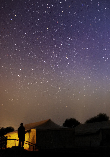 Comet Lovejoy and Me :)