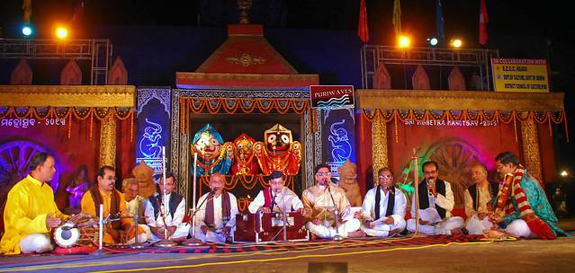Singers & Musicians performing at Srikhetra Mahostav