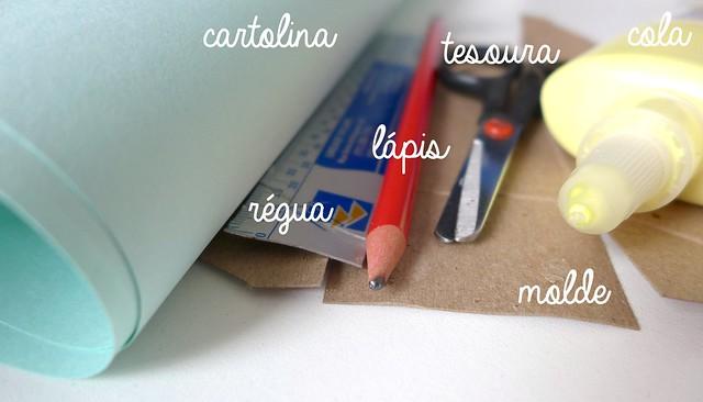 Cestinha de papel