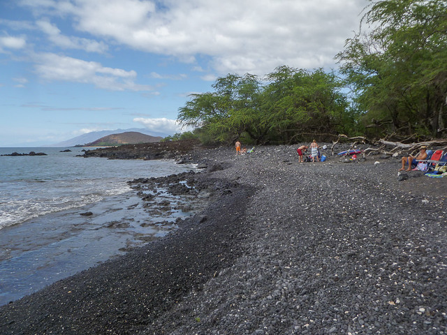 The Dumps, snorkeling beach on Maui