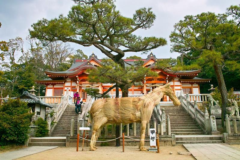 鶴崎神社 #4