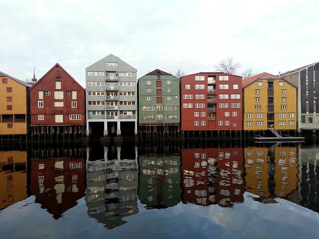 Trondheim Harbourfront