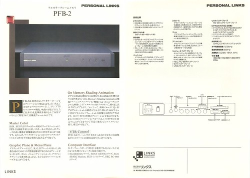 Personal LINKS: PFB-2