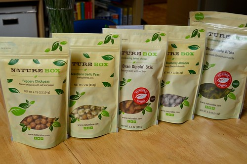 Naturebox Month 1