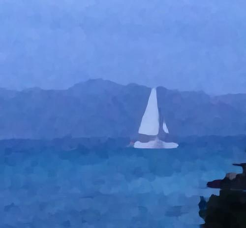 ocean blue texture water sailboat sailing waterfront unitedstates sails bluewater bluesky caribbean oceanview stthomas virginislands usvi waterview blueocean caribbeanblue waterbay skipplitt skipplittphotography skipperplitt