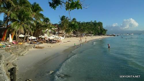 Diniwid Beach in Boracay Island