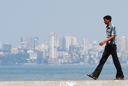Mumbai (by: Sarah Jamerson, creative commons)