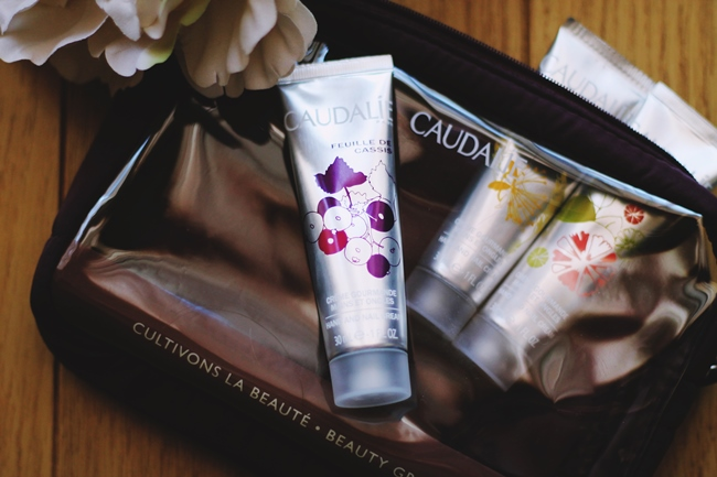 Caudalie Little Harvest Hand Cream Trio Crème Mains