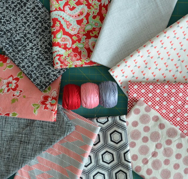 The She Can Quilt Blogger Bundle